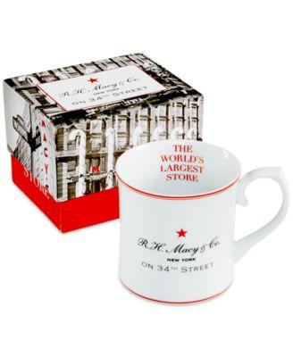 Vintage Boxed Mug, Created for Macy's