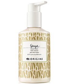 Ginger Hand Lotion, 6.7 oz