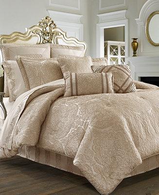 J Queen New York Renaissance Bedding Collection Bedding