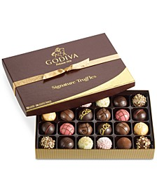 24-Pc Signature Truffle Gift Box