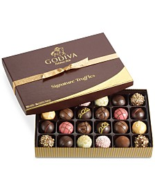 Godiva 24-Pc Signature Truffle Gift Box