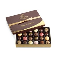 24-Pieces Godiva Signature Truffle Gift Box