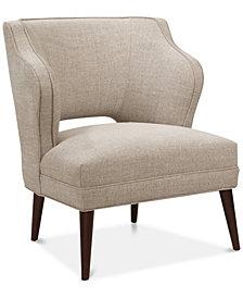 Sienna Armless Hemp Mod Chair, Quick  Ship