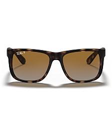 Ray-Ban Polarized Sunglasses , RB4165 JUSTIN GRADIENT