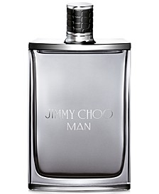 Man Eau de Toilette Spray, 6.7 oz