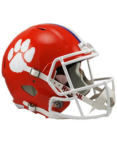 Riddell Clemson Tigers Speed Replica Helmet