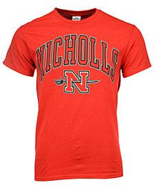 J America Men's Nicholls State University Midsize T-Shirt