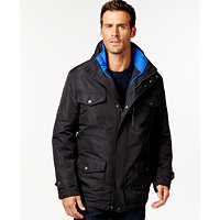 London Fog 3-In-1 Mens Coat