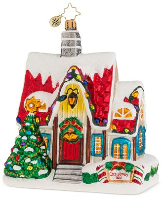 Christopher Radko Christmas Auberge Mid-Year Ornament - Holiday Lane ...