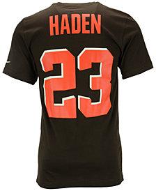 Nike Men's Joe Haden Cleveland Browns Pride Player T-Shirt