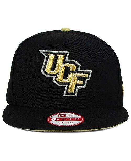 on sale 69cc8 70185 ... canada new era ucf knights core 9fifty snapback cap sports fan shop by  lids men macys