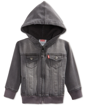 Levis Knit Hoodie Baby Boys (024 months)