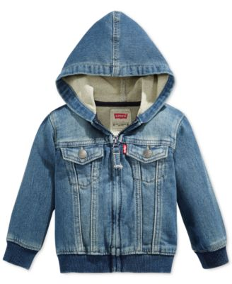 Levi's® Baby Boys' Knit Hoodie