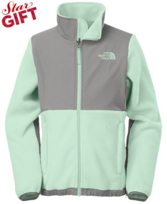 The North Face Girls' Fleece Denali Jacket