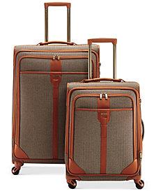 CLOSEOUT! Hartmann Classic Herringbone Luxe Luggage