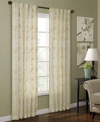 CLOSEOUT! Miller Curtains Camilla 40
