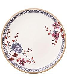 Artesano Provencal Lavender Collection Porcelain Floral Dinner Plate