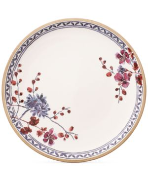 Villeroy & Boch Artesano Provencal Lavender Collection Porcelain Floral Dinner Plate