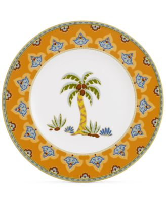 Samarkand Mandarin Collection Porcelain Bread & Butter Plate