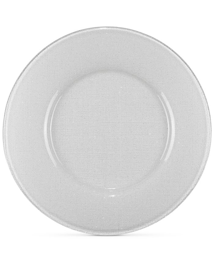Villeroy & Boch - Verona White Sparkle Charger