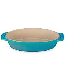 "Le Creuset Stoneware 11.25"" Oval Dish"