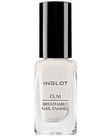 O2M Breathable Nail Enamel