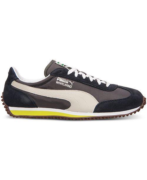 b45ec83cd05c11 ... Shoes shop EKPRYZ0359 Source · Puma Men s Whirlwind Classics Casual  Sneakers from Finish Line