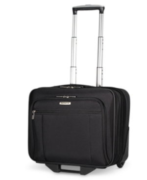 Samsonite Rolling Mobile Office Briefcase