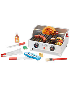 Melissa and Doug Kids' BBQ Grill Play Set