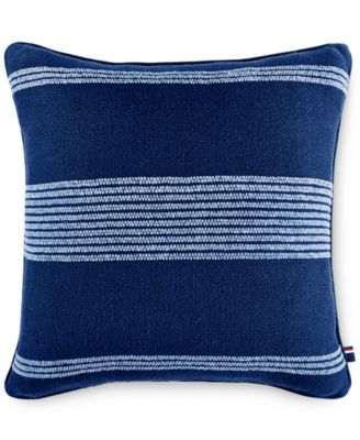"CLOSEOUT! Pacific Horizon 20"" Square Decorative Pillow"