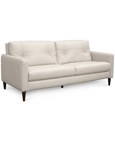Keaton Leather Macys Sofa