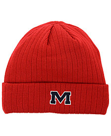 Top of the World Mississippi Rebels Campus Cuff Knit Hat