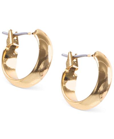 Anne Klein Small Hoop Earrings