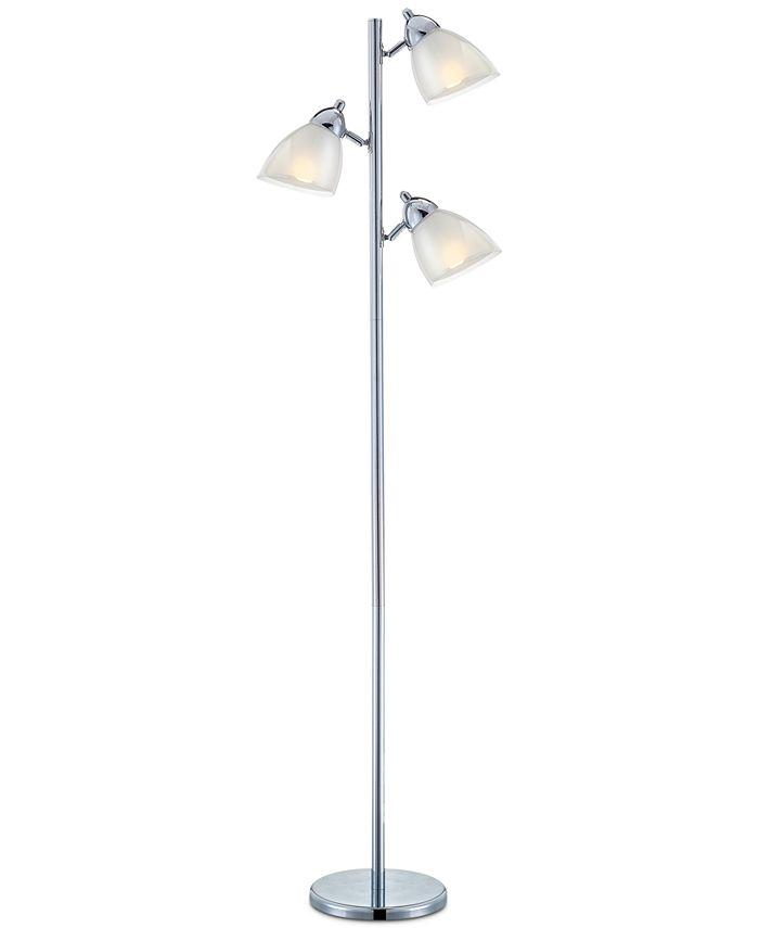 Lite Source - Salika Metal Floor Lamp