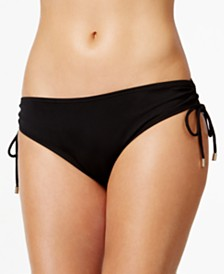 Calvin Klein Side-Tie Bikini Bottoms