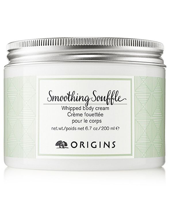 Origins Smoothing Souffle Whipped Body Cream, 6.7 oz