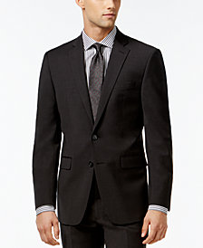Calvin Klein X-Fit Solid Slim Fit Jacket