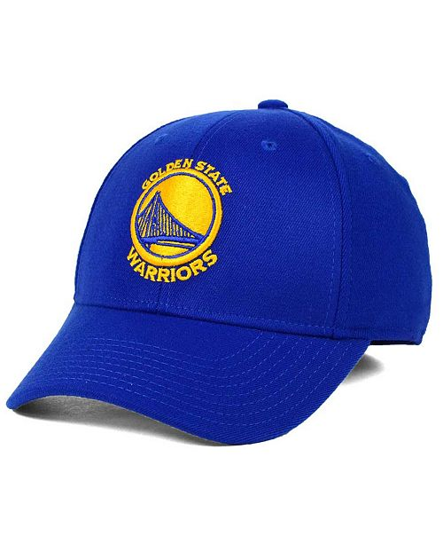 adidas Golden State Warriors Structured Basic Flex Cap