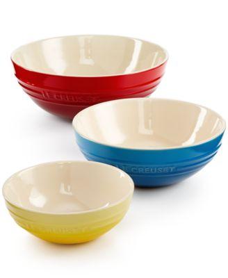 Medium Enameled Bowl