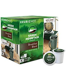 Green Mountain Coffee Breakfast Blend 48-Ct. K-Cup Value Pack