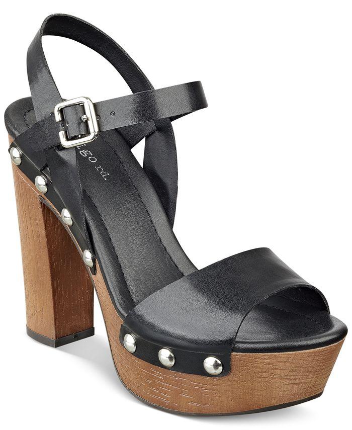 indigo rd. - Kiana Platform Clog Sandals