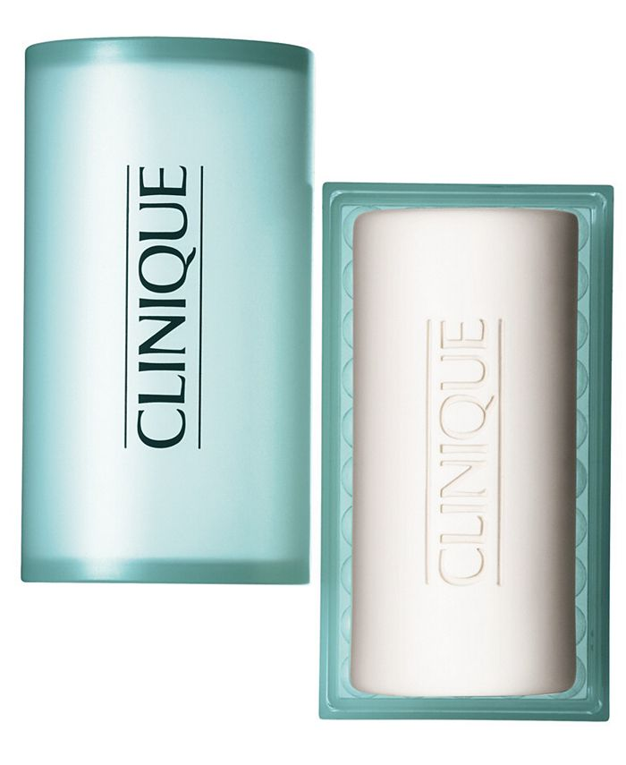 Clinique - Acne Solutions Antibacterial Face and Body Soap, 5.2 oz
