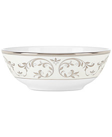 Lenox Opal Innocence Collection Bone China Bowl