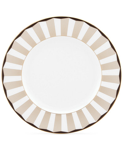 Brian Gluckstein by Lenox Audrey Bone China Salad Plate