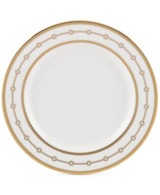 Jeweled Jardin Bone China Bread & Butter Plate