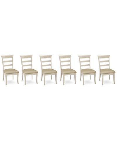 Belgrade 6-Pc. Chair Set