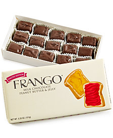Frango Chocolates 15-Pc. Limited Edition Peanut Butter & Jelly Box of Chocolates