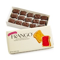 Frango Chocolates 15-Pc. Limited Edition Peanut Butter & Jelly Box of Chocolates