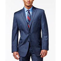 Macys deals on Calvin Klein Mens Modern Fit Jacket