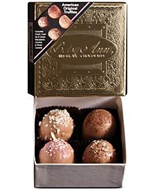 4-piece American Original Truffles